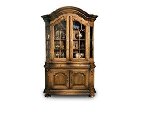 Шкаф для посуды Версаль