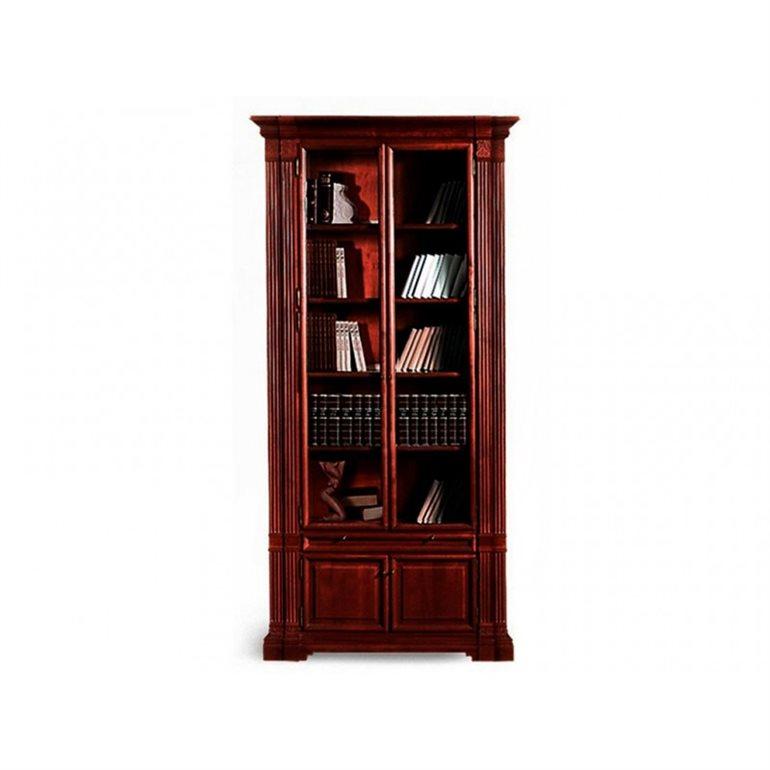 Шкаф комбинированный узкий Престиж
